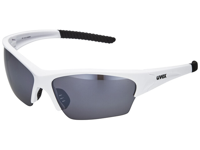 UVEX sunsation Glasses white black